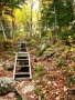 Franey Mountain trail