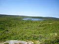 Glascow Lakes Lookoff